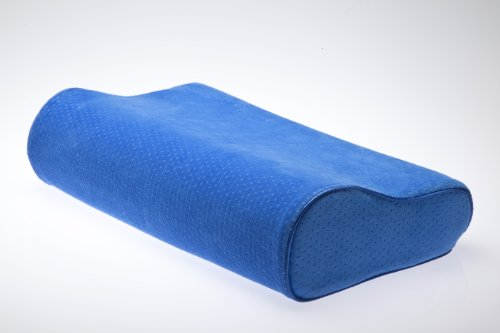 aeris memory foam contour pillow